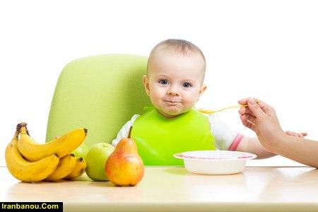 نکات تغذیه کودکان