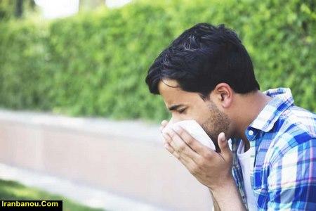 درمان آلرژی تنفسی با طب سنتی