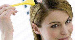 نسبت رنگ مو به اکسیدان