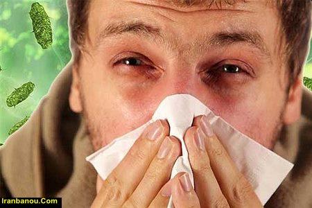 درمان آلرژی ریه