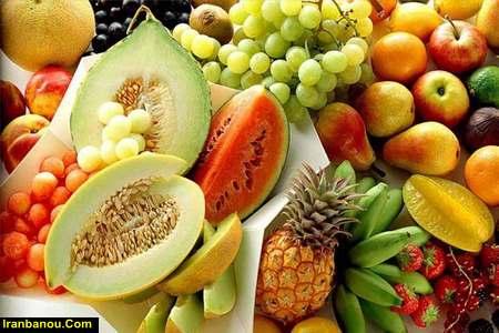 انواع غذاهای بهاری