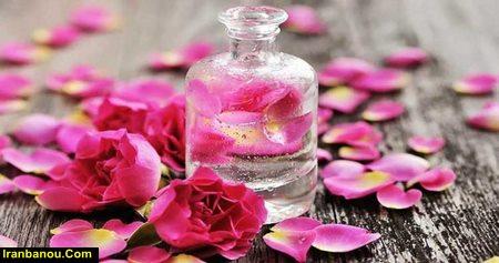 مصرف زیاد گل محمدی