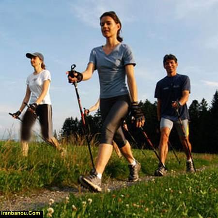 عوارض پیاده روی طولانی