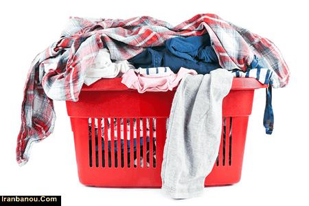 از بین بردن بوی لباسهای تاناکورا