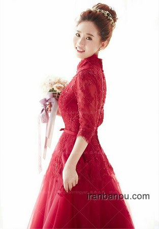 مدل لباس مجلسی کوتاه دخترانه جدید