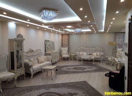 چیدمان جهیزیه عروس اصفهانی
