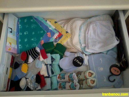 لیست سیسمونی نوزاد پسر