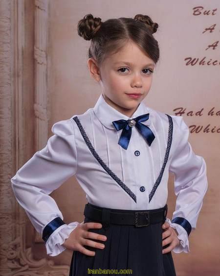 مدل لباس مجلسی برای دختر بچه