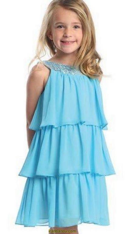 مدل لباس مجلسی دخترانه کوتاه