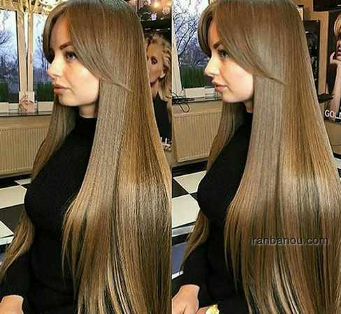 رنگ مو های جدید