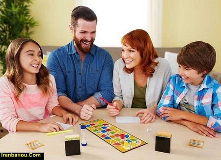 سرگرمی برای کودکان در خانه