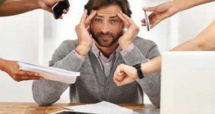 استرس کاری چیست
