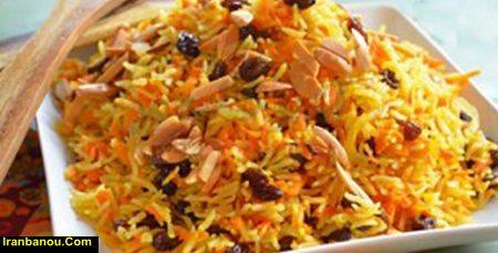 پخت برنج کته
