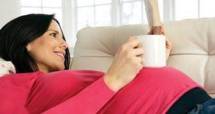 درد زیر شکم در ماه پنجم بارداری