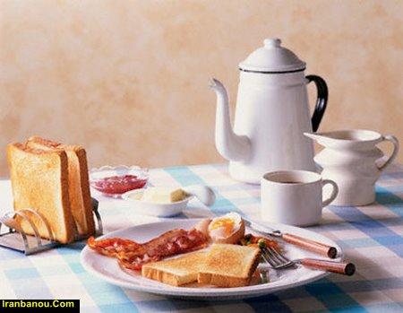 یک صبحانه کامل چیست