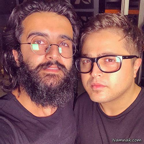 مهدی دارابی و مسعود جهانی