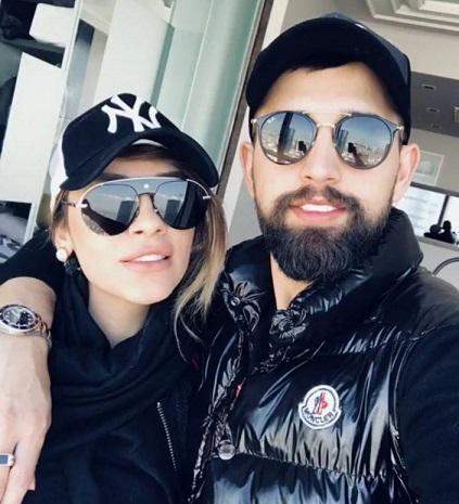 اخبار,اخبار فرهنگی,همسر محسن افشانی و همسرش