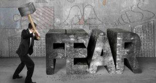 راه های غلبه بر ترس