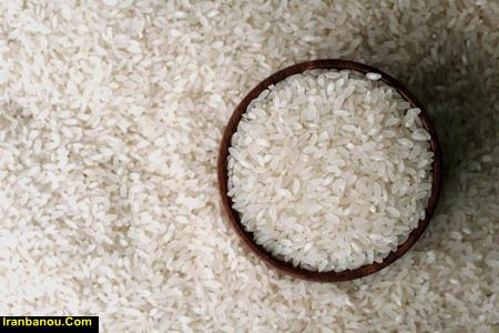 خواص برنج برای مو