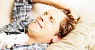درد کف پا بعد از بیدار شدن از خواب