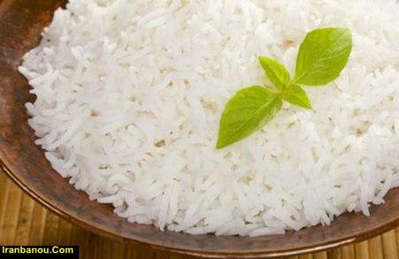 مضرات برنج کته