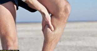 گرفتگی عضلات پشت