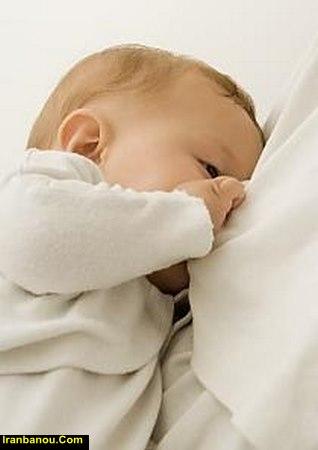 مدت زمان شیردهی به نوزاد