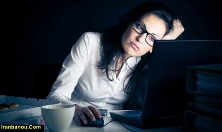 تحقیق در مورد افراد شب کار