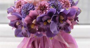 دسته گل عروس براي عقد