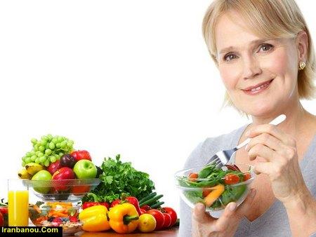 درمان افسردگی با میوه