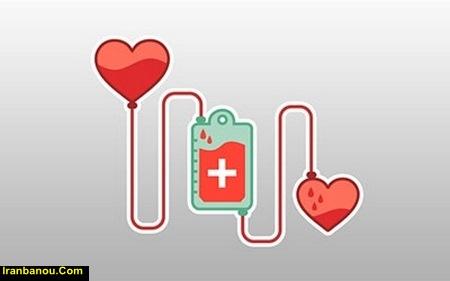 اهدا خون افراد سیگاری