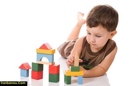 بازی برای کودکان 3 ساله