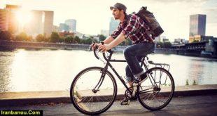 میانگین سرعت دوچرخه سواری
