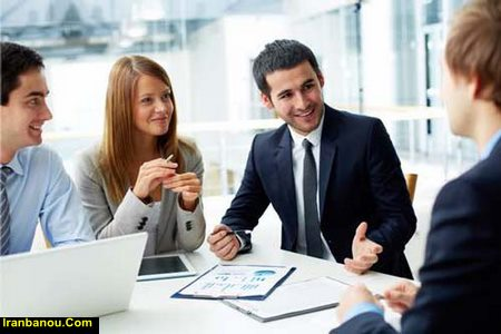 چگونه با همکاران خود رفتار کنیم