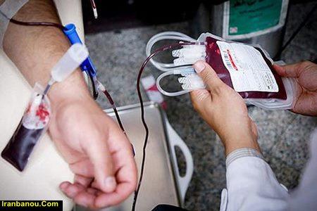 دیابت و اهدای خون