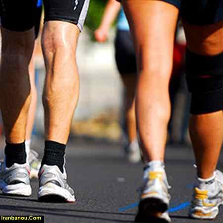 مقاله در مورد پیاده روی
