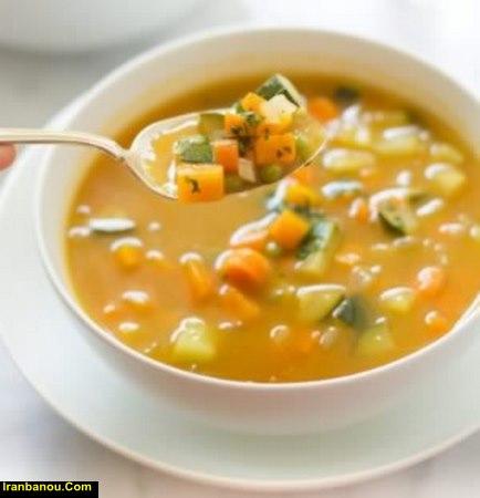 چگونه سوپ جو خوشمزه درست کنیم