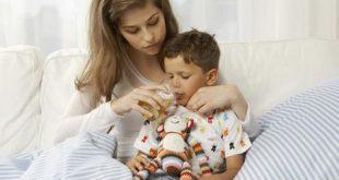 درمان استفراغ در کودکان زیر 2 سال