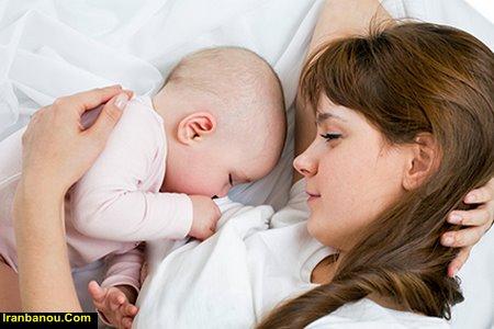 چگونه شیر مادر را افزایش دهیم