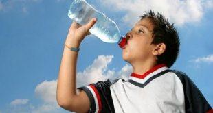 خوردن آب ناشتا برای لاغری