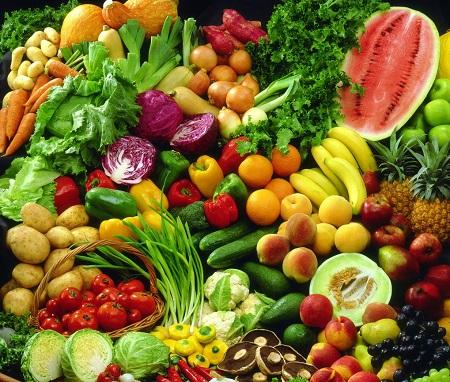 نقش غذا در بدن