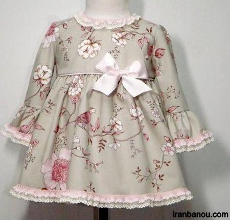 مدل لباس مجلسی بچه گانه دخترانه