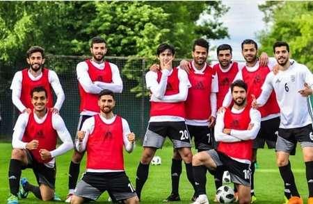 پروفایل پیروزی فوتبال ایران