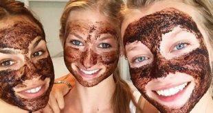 ماسک قهوه برای جوش صورت