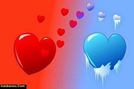 تاثیر عشق بر بدن