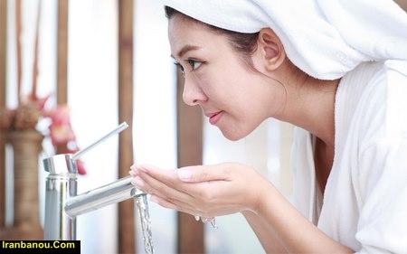 نحوه استفاده از ژل شستشوی صورت