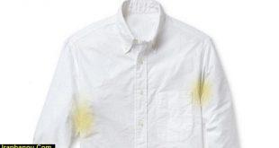 پاك كردن لكه رنگ از روي لباس