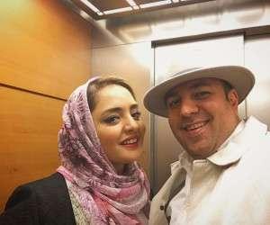 نرگس محمدی و علی اوجی ، تصاویر جدید نرگس محمدی و علی اوجی