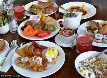 خاصیت صبحانه خوردن