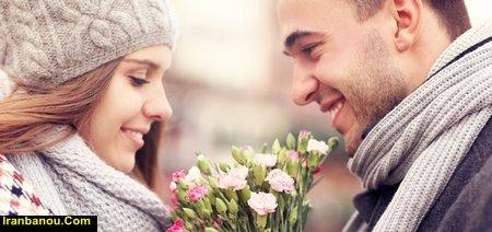 رفتارهای زنانه مورد علاقه مردان